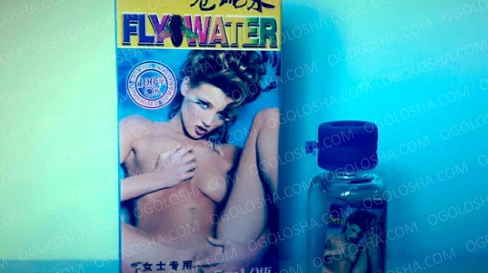 Возбуждающие капли для женщин Fly Water