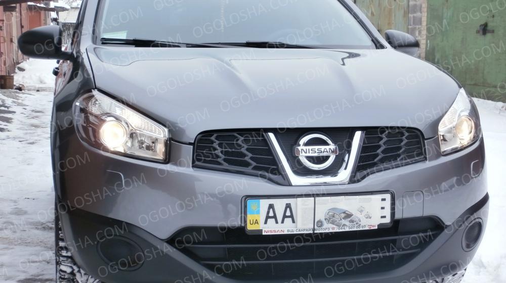 Продам Nissan QASHQAI конец 2013 годa