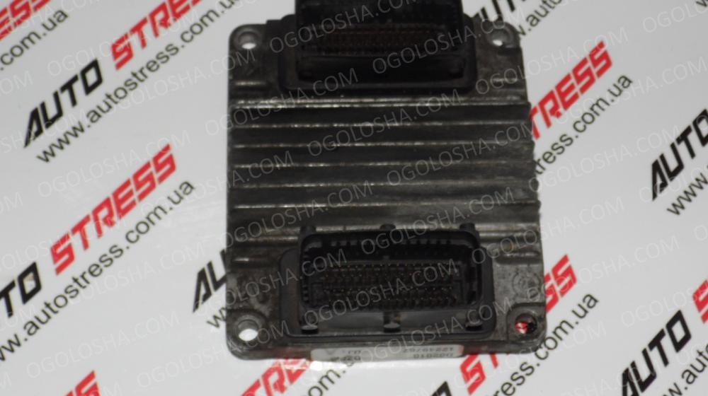 Блок управления двигателем Opel 1.7 8973583775