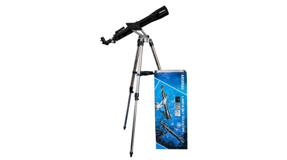 Телескоп Arsenal Land & Sky 70/700, Alt-Az, рефрактор