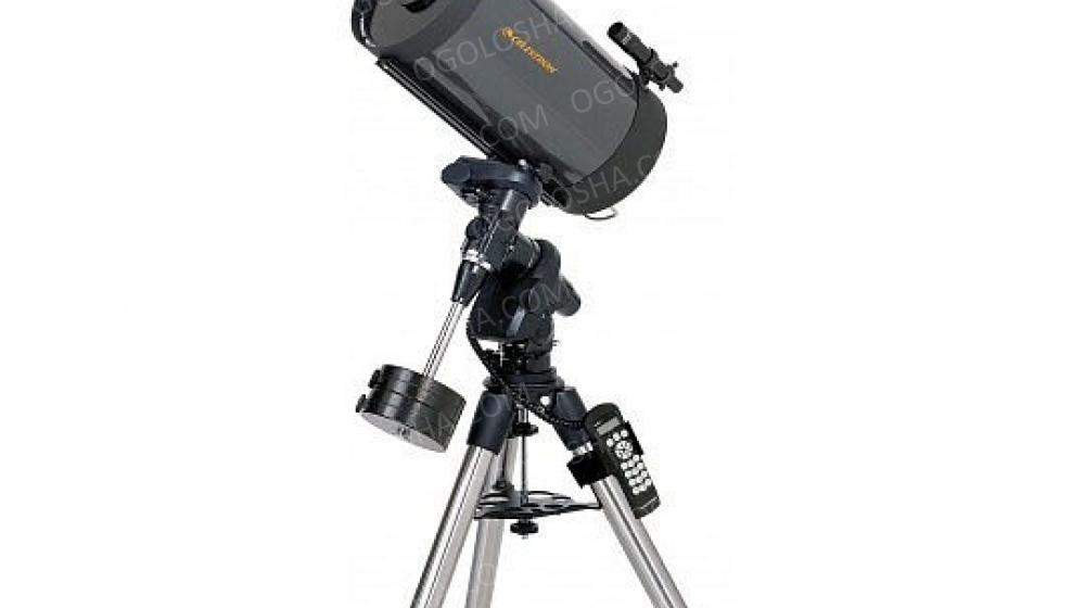 Телескоп Celestron Advanced VX 9.25, Шмидт-Кассегрен