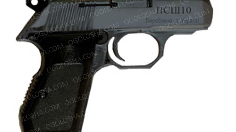 Стартовый пистолет Шмайсер Псш-10 черный