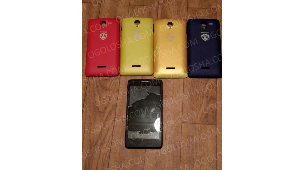 Телефон Prestigio MultiPhone PAP5500 Duo