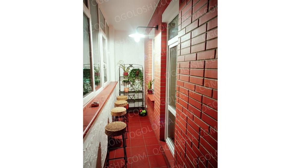 Балконы и лоджии - утепление, отделка, остекление в домодедо.