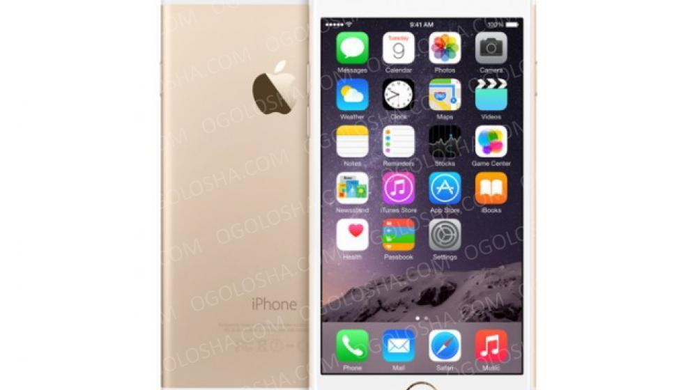 Меняю iPhone 5s на iPhone 6 plus