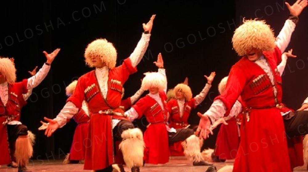 """Школа грузинских танцев """"АРАГВИ""""."""