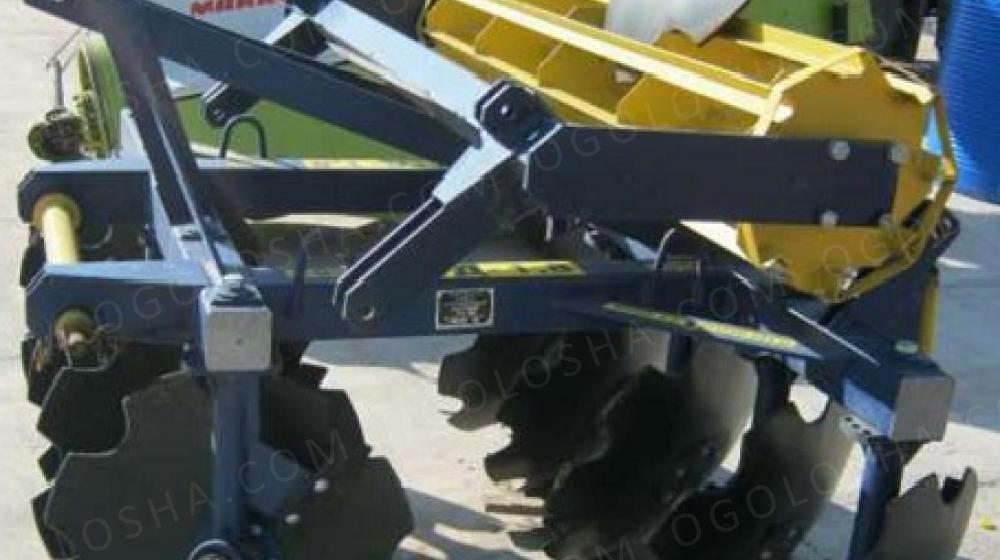 Борона дисковая АГД-1,8 , дискатор, АГД, бороны