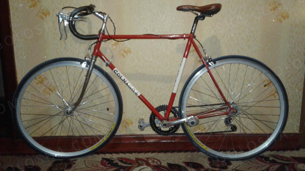 Продаю Шоссейный велосипед. Собирал для себя