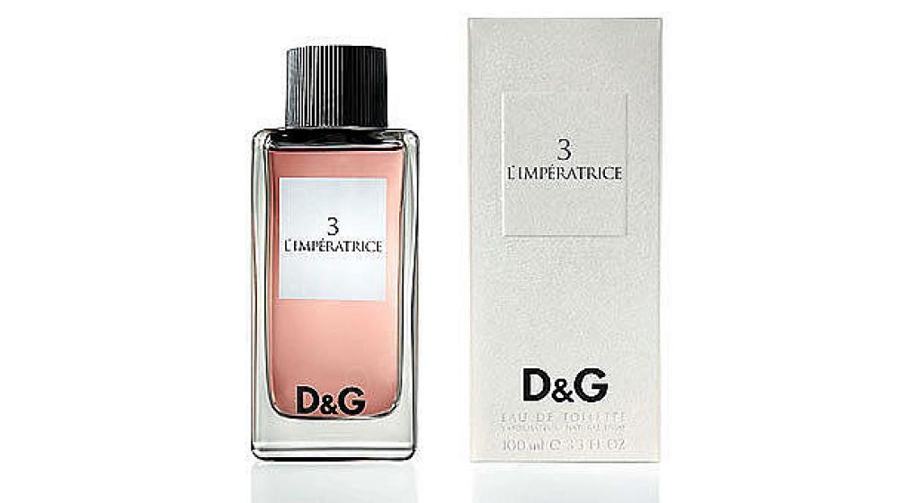 Духи парфюм Dolce & Gabbana 3 L'Imperatrice 100 ml