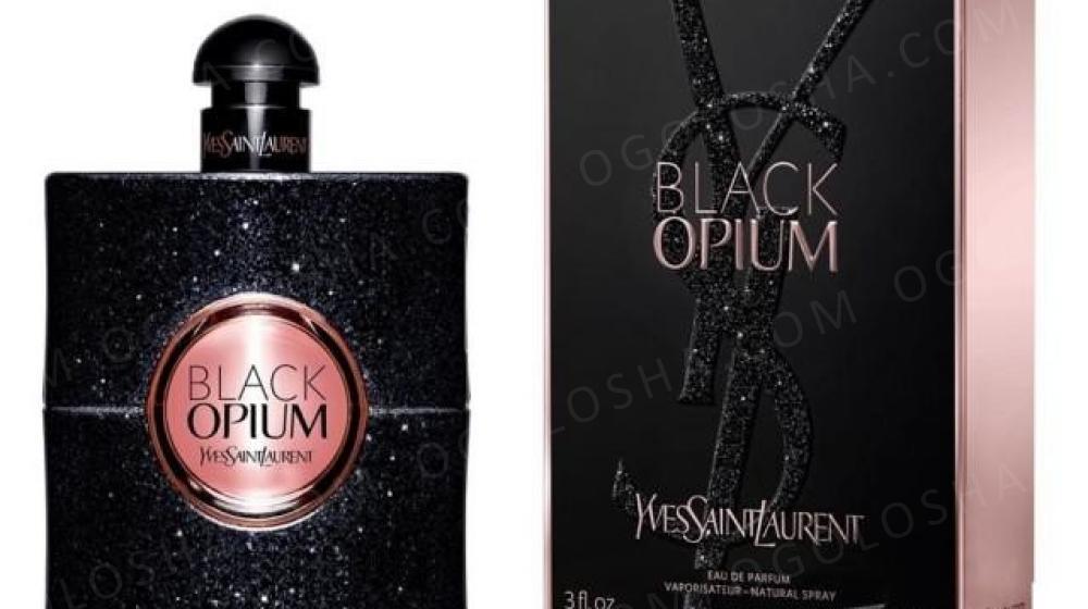 "Парфюм женский Yves Saint Laurent "" Black Opium "" 90ml"