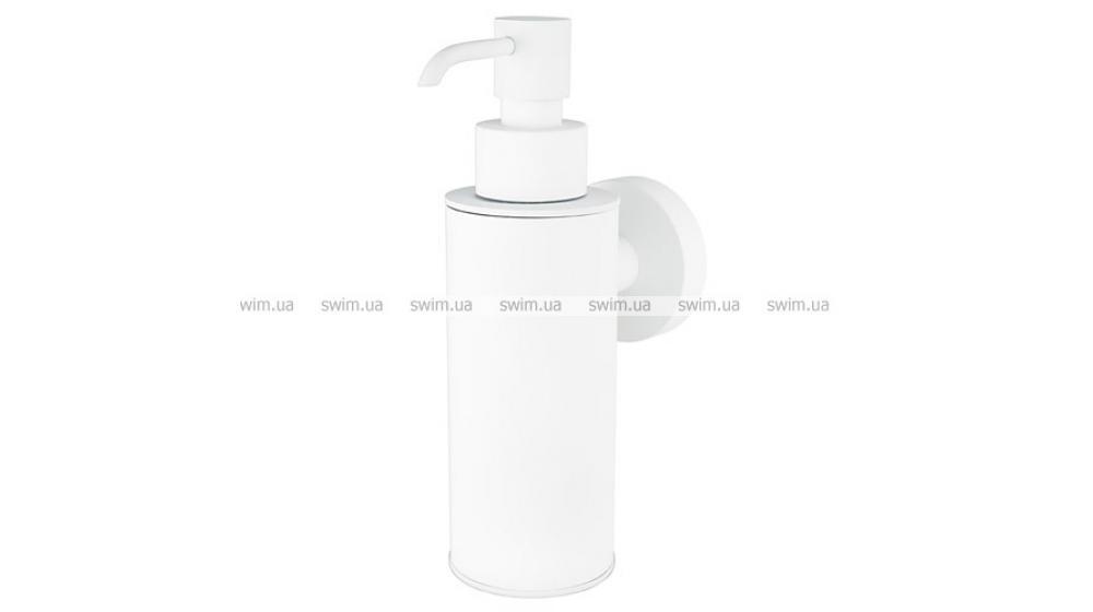 Дозатор жидкого мыла Haceka Kosmos White 402817