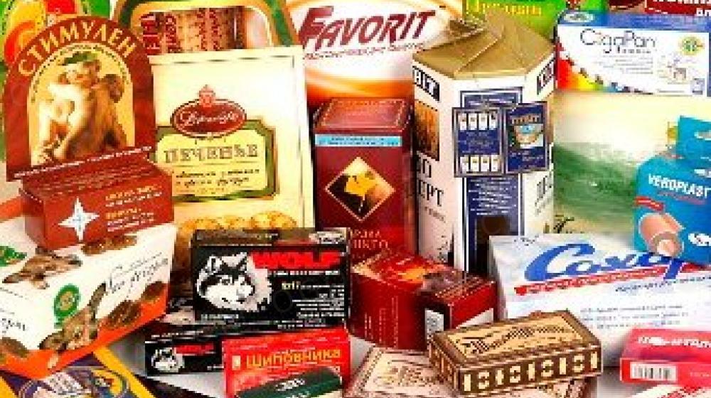 Заказ и изготовление картонных коробок недорого Киев