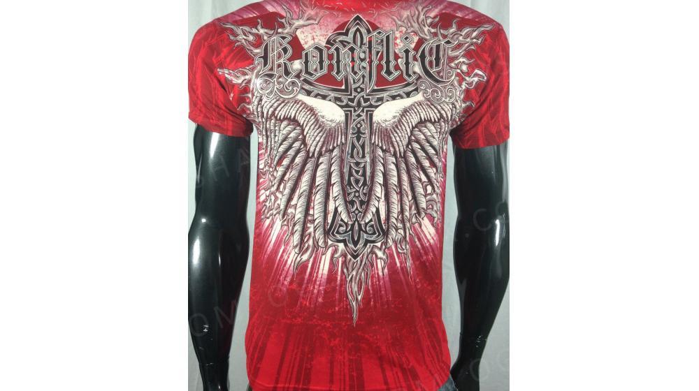 Konflic, футболки ММА