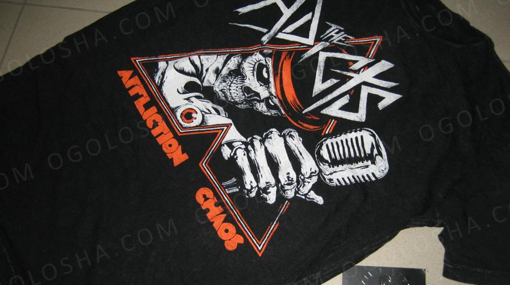 Affliction,  футболка Viva Adicts