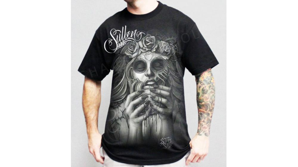 Sullen, мужские футболки