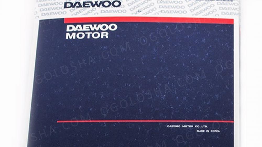 Фильтр воздушный Daewoo Lanos Sens
