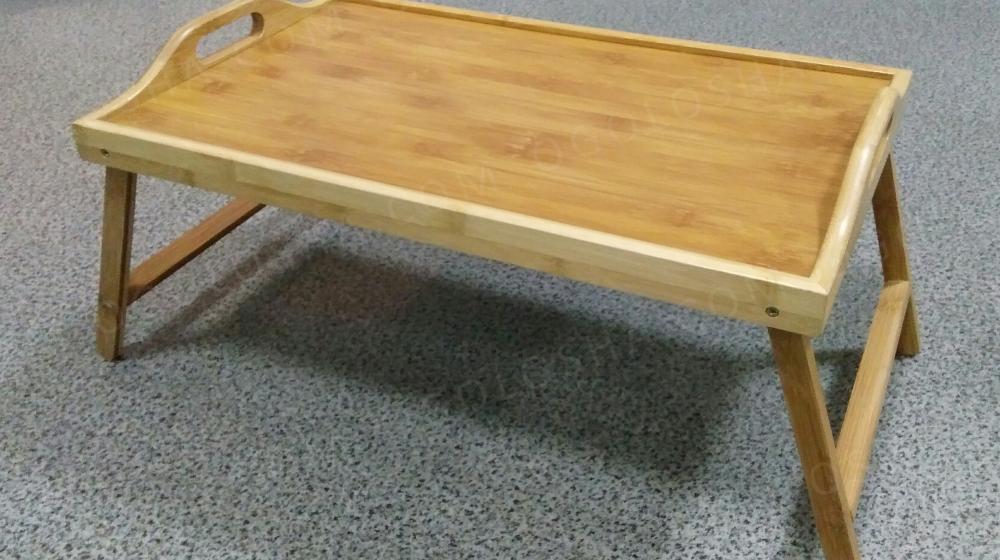 Поднос деревянный для завтрака Wellberg (WB 7489)