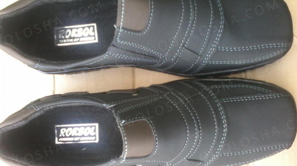 туфли кросовки  мужские