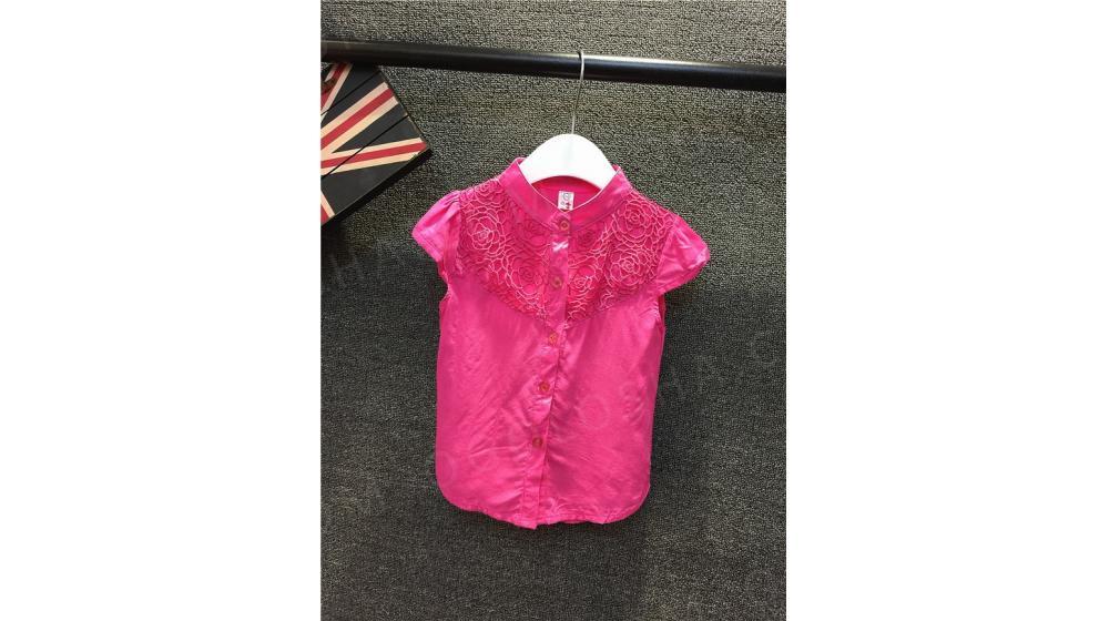 Блуза яркая для девочки