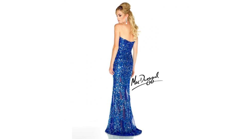Продам вечернее платье Mac Duggal (Америка, оригинал)