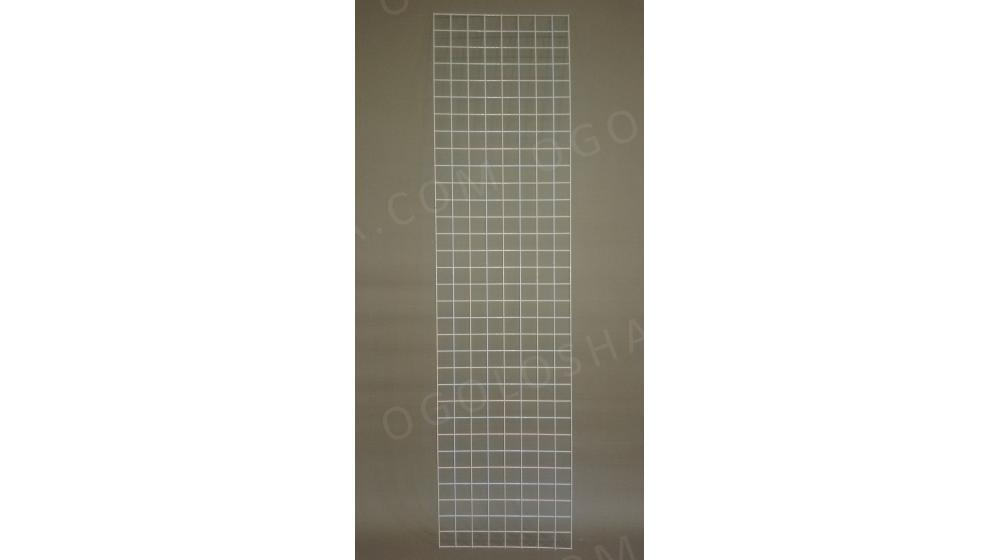 Сетка торговая навесная 400х1600 мм, торговое оборудование, витрина