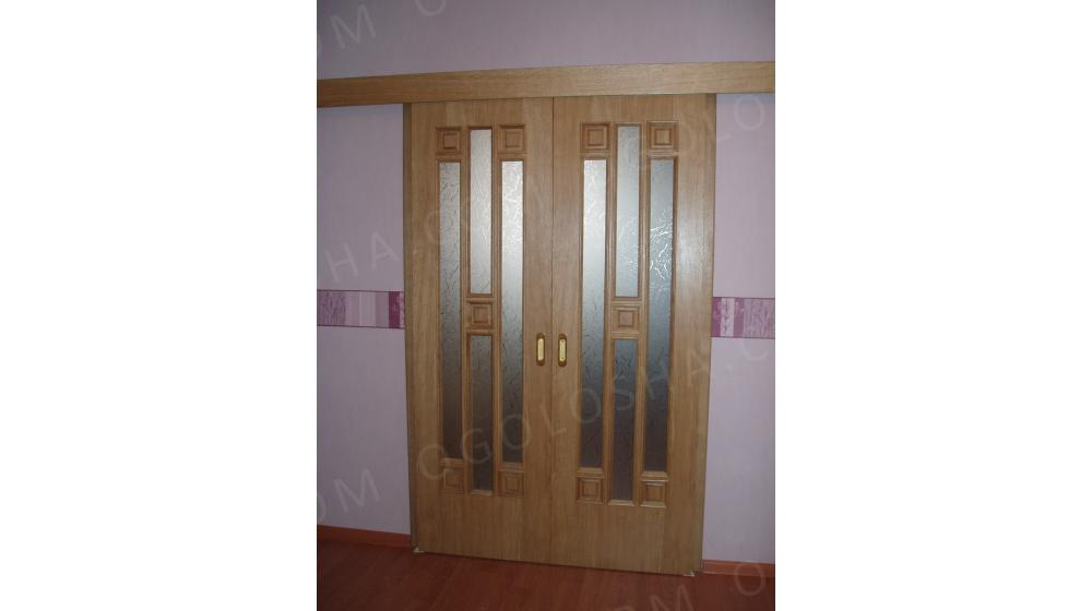 Установка входных и межкомнатных дверей.
