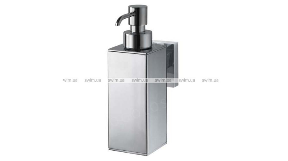Дозатор жидкого мыла (металл) Haceka Mezzo 403017