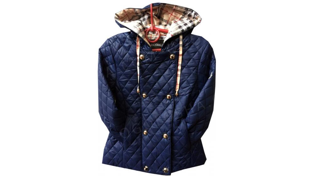 СТЕГАННАЯ куртка на девочку. 2-5 лет