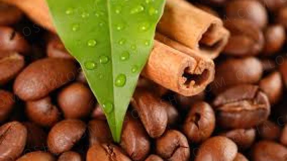 Кофе в зернах Робуста фасовка 1 кг.