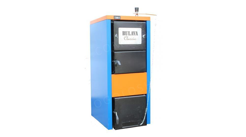 Желаете купить хороший твердотопливный котел? Булава Classic 20 кВт.