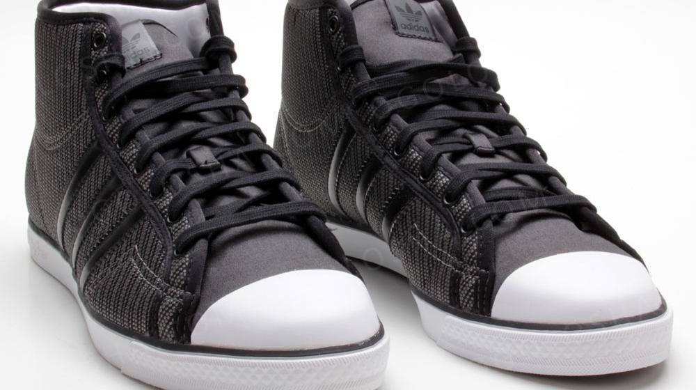 Кеды Adidas Originals Nizza Mid Sleek W 404728. оригинал.