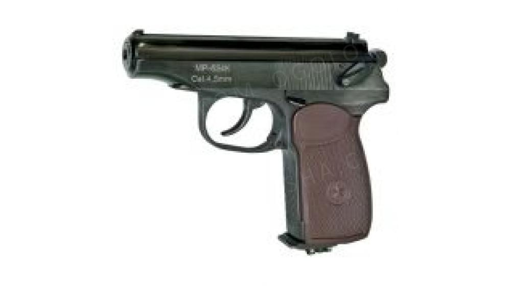 Пневматический пистолет МР-654К обновленный