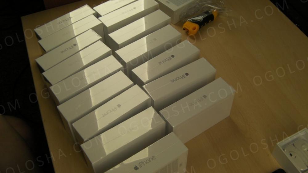 Продам iPhone 6, 6+ новые