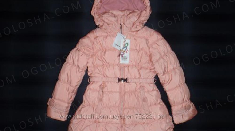 Самая низкая цена сайта Куртка Snowimage зимняя р. 116, 122