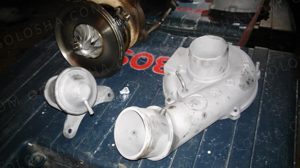 Турбина Fiat Doblo
