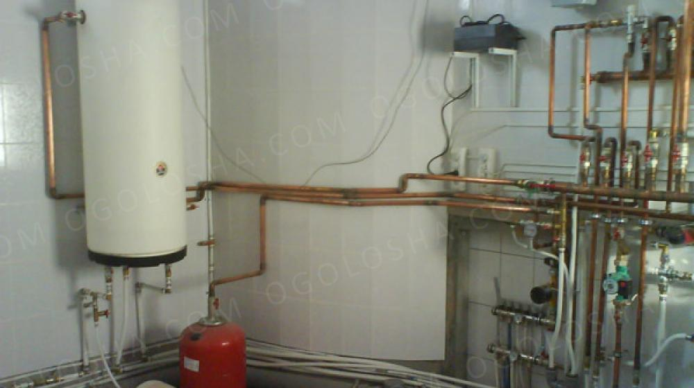 Ремонт газовой колонки, газового котла в Виннице. НЕДОРОГО