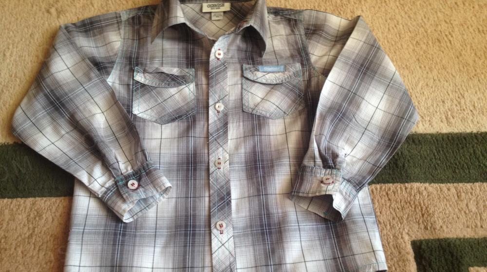 Рубашка Oshkosh 7T