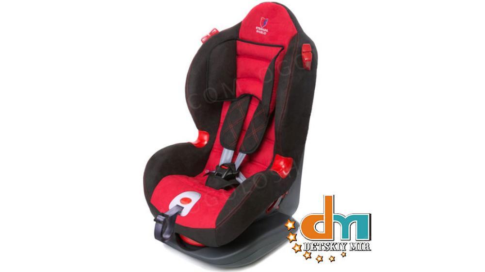 Автокресло Eternal Shield Sport Star (красный/черный) ES01-SB21-006