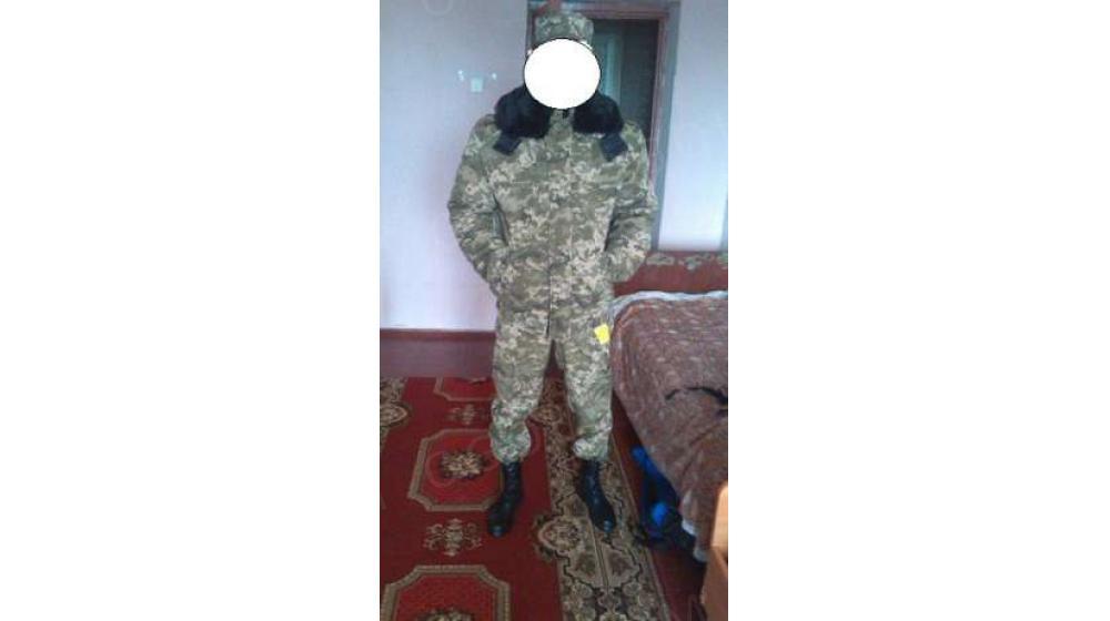Продам военную форму (с военной кафедры)