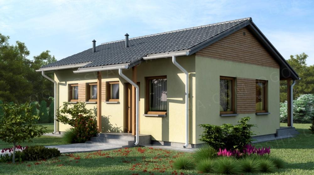 Конструкції індивідуальних житлових будинків