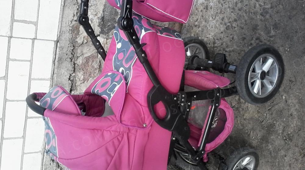 Продаю коляску TAKO JUMPER X 2