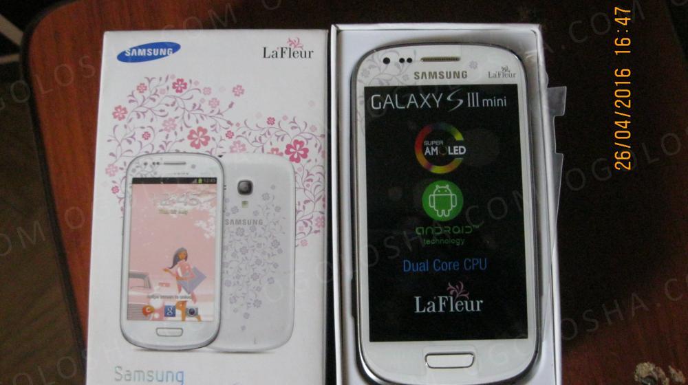 Продам телефон Samsung Galaxy SIII mini La Fleur