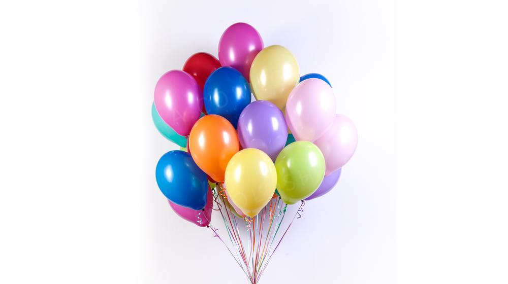 Что подарить? Гелиевые и Воздушные шары - это то, что Вам нужно!