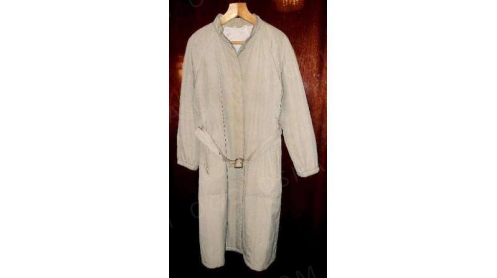 Плащ-пальто (жен.) с поясом.(Реглан) Раз.:48-50 ( ПОЛЬША )