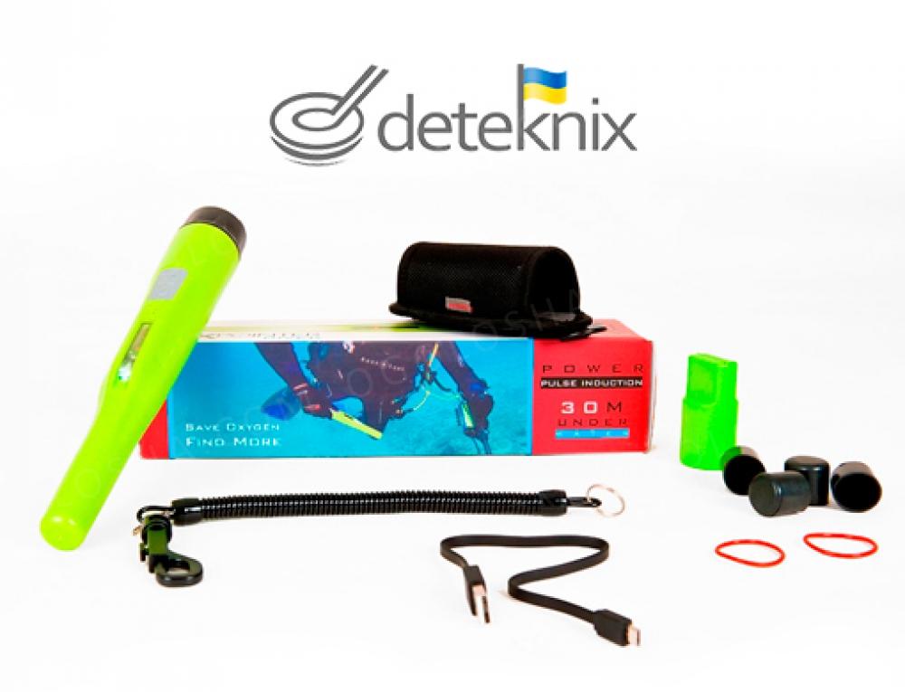 Пинпоинтер Deteknix XPointer Diver подводный до 30 метров.Металошукач