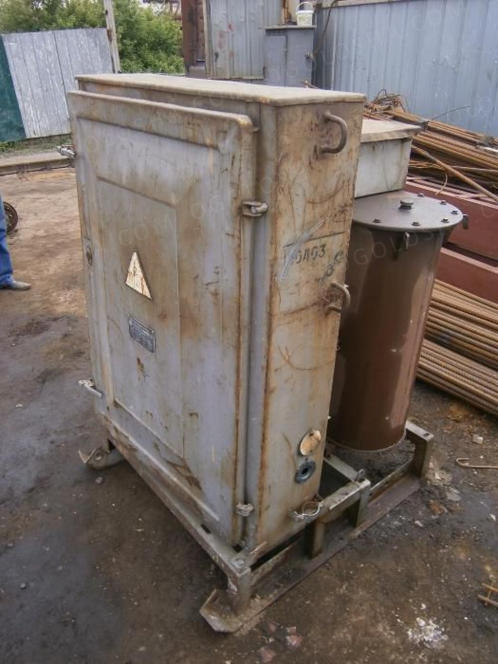 Подстанция трансформаторная КТП-ТО 80-86 У1