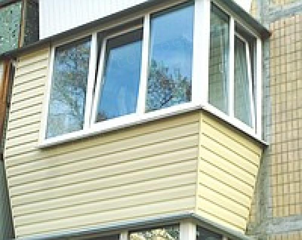 Как застеклить балкон в хрущевке - цены, работа и материалы.