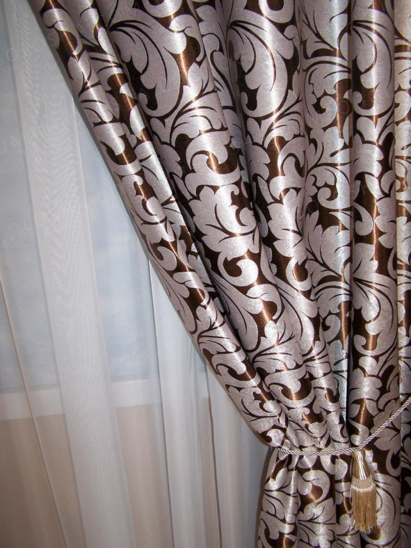 Шикарные шторы блэкаут