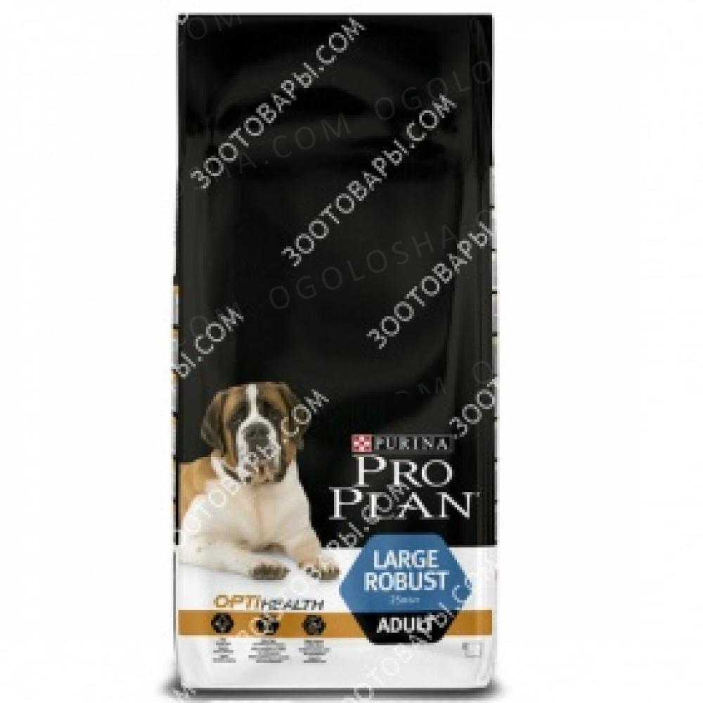Сухой корм Пурина Про План для взрослых собак крупных пород 14 кг