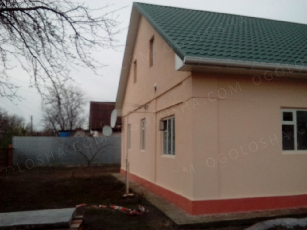 Дом в Орловщине Новомосковского района